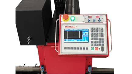 G1 gantry cnc cutting machine