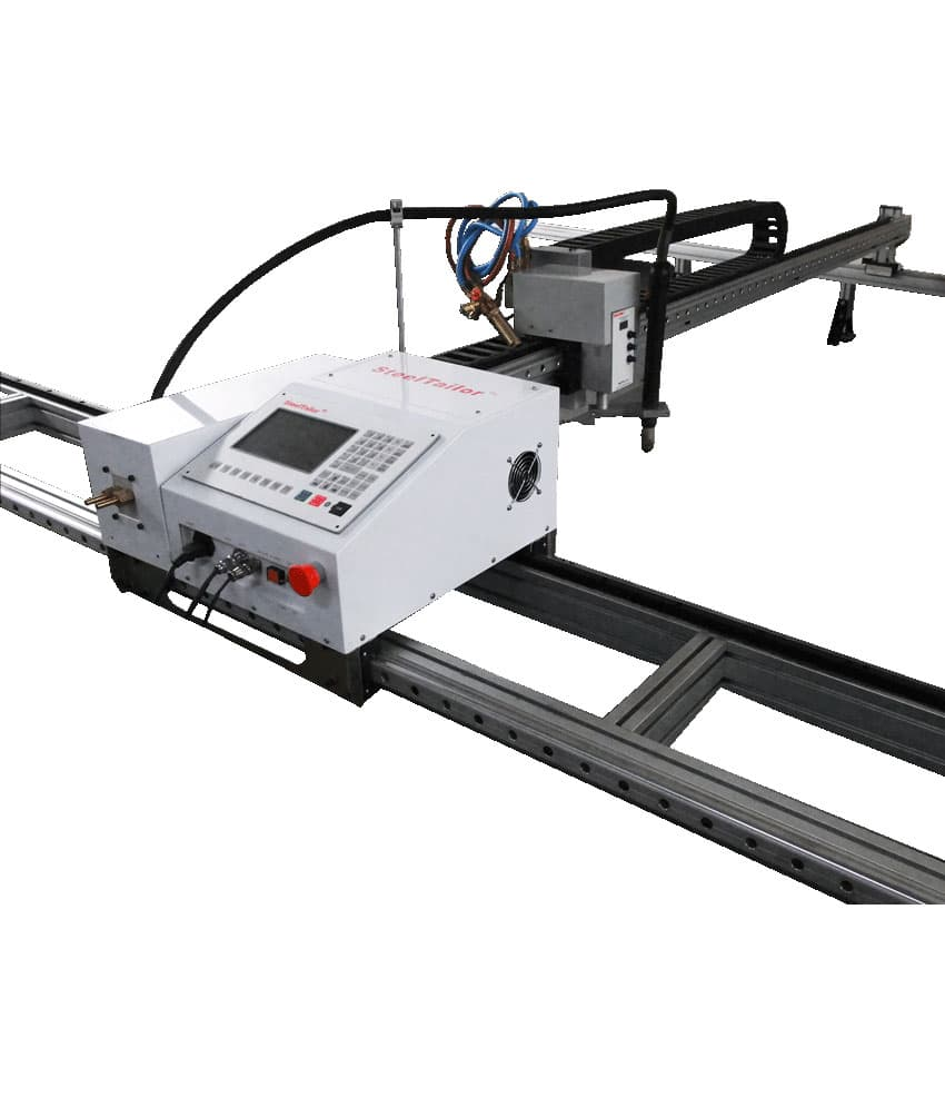 steeltailor portable cnc cutting machine