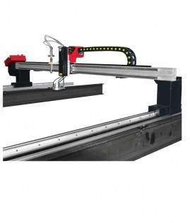 DragonIII portable gantry CNC cutting machine